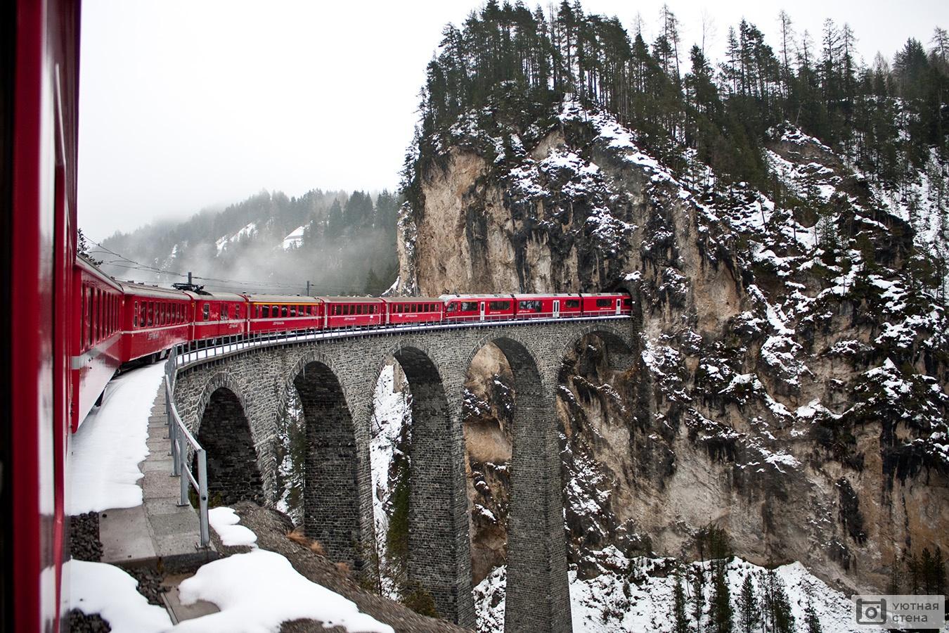 фотографии чертова моста в альпах зимой ароматы уходовая