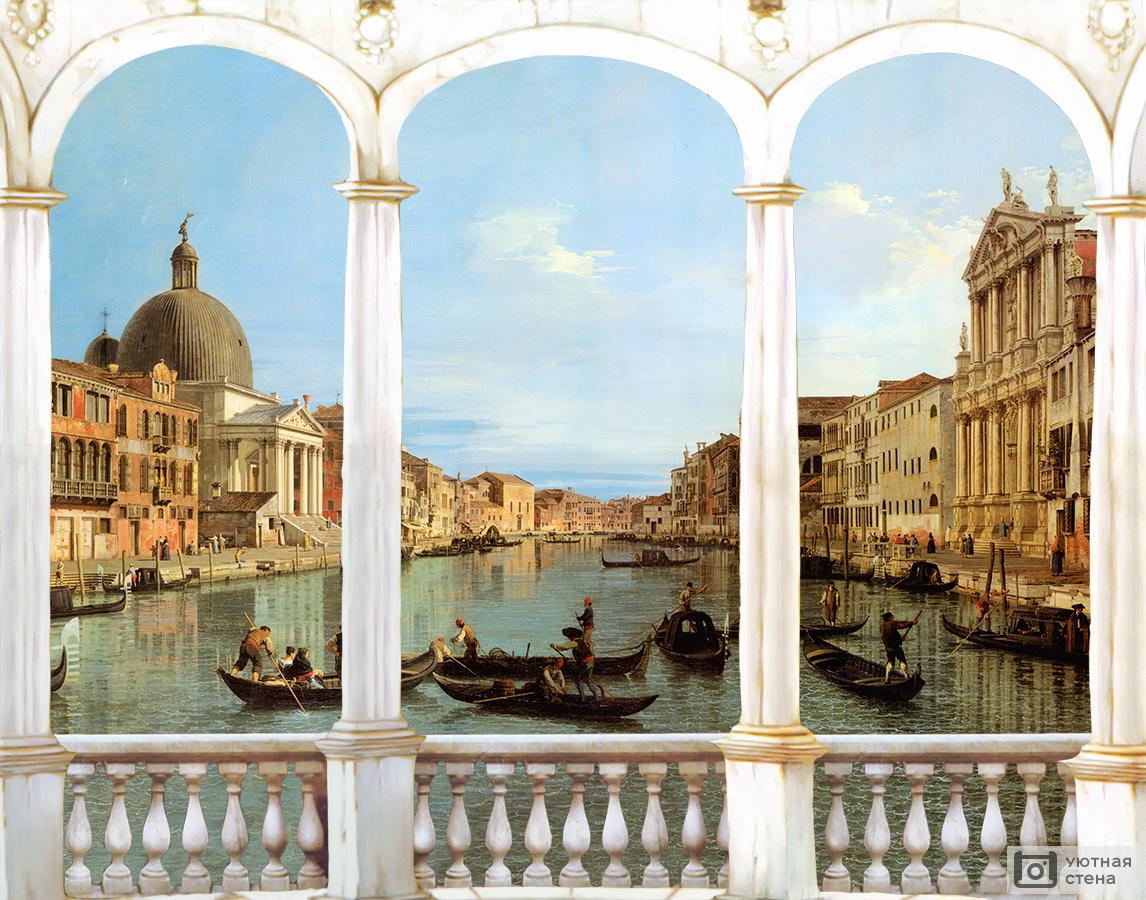 Картинки фрески на окнах