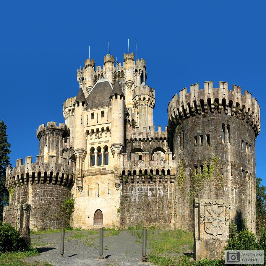 Замок в испании купить зайка про дубай видео ютуб