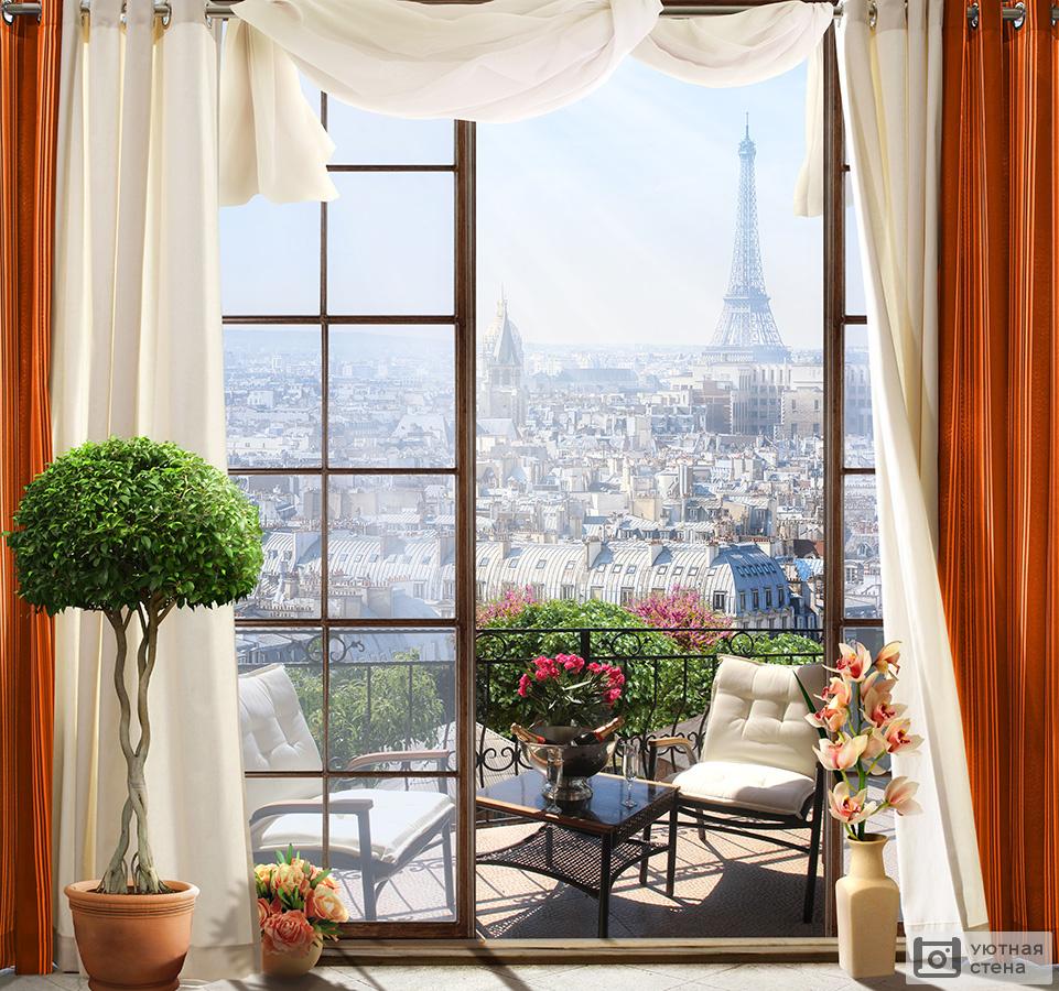 Красивые картинки на балконе