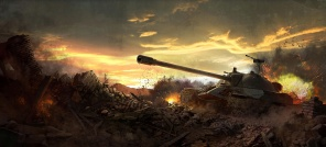 World of Tanks ИС-7