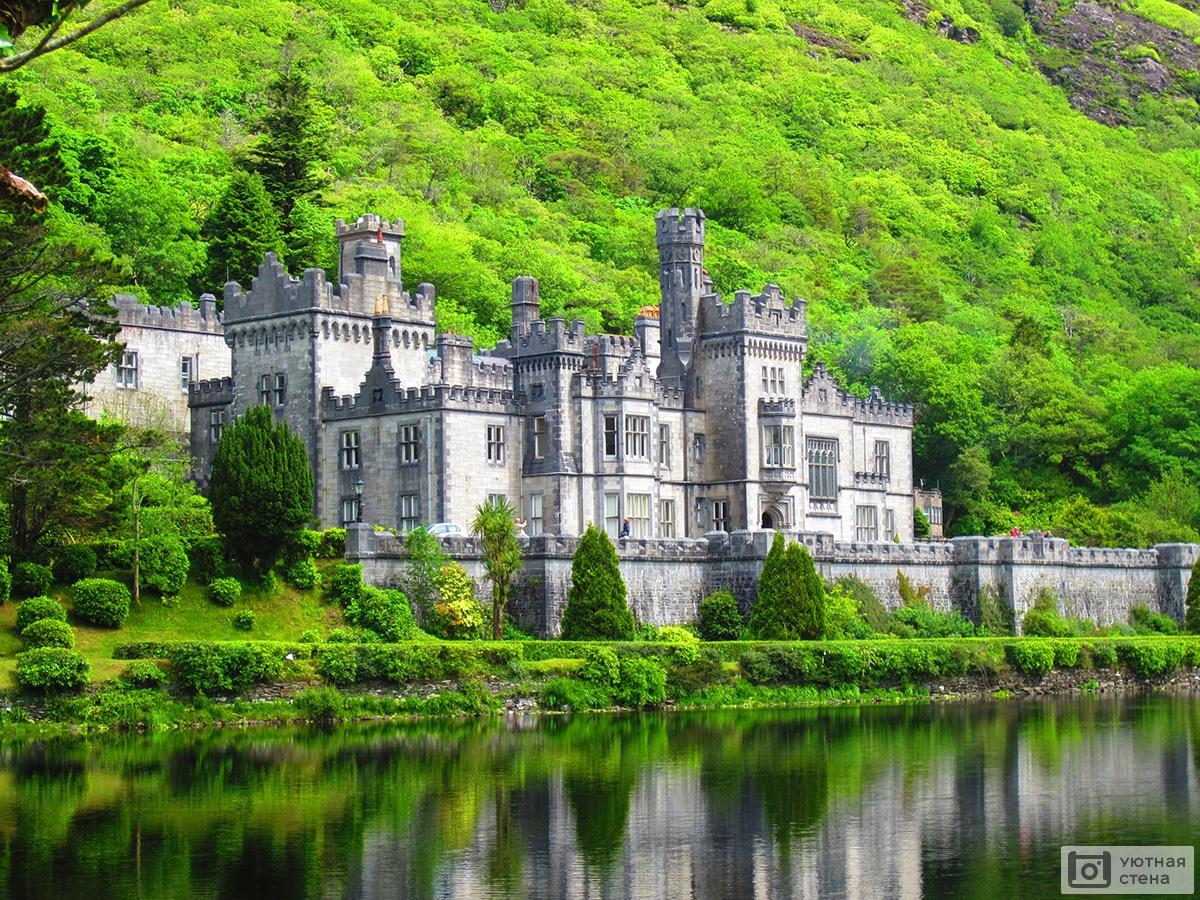 купить замок в ирландии