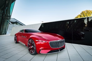 Mercedes-Maybach 6 Cabriole