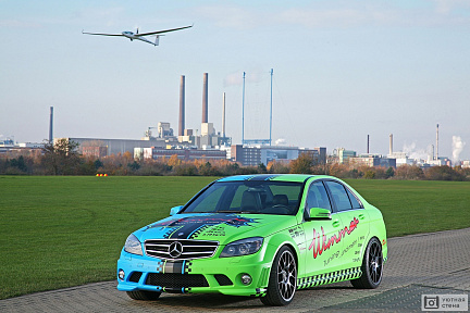 Mercedes-Benz Tuning 2011 RS C 63 AMG